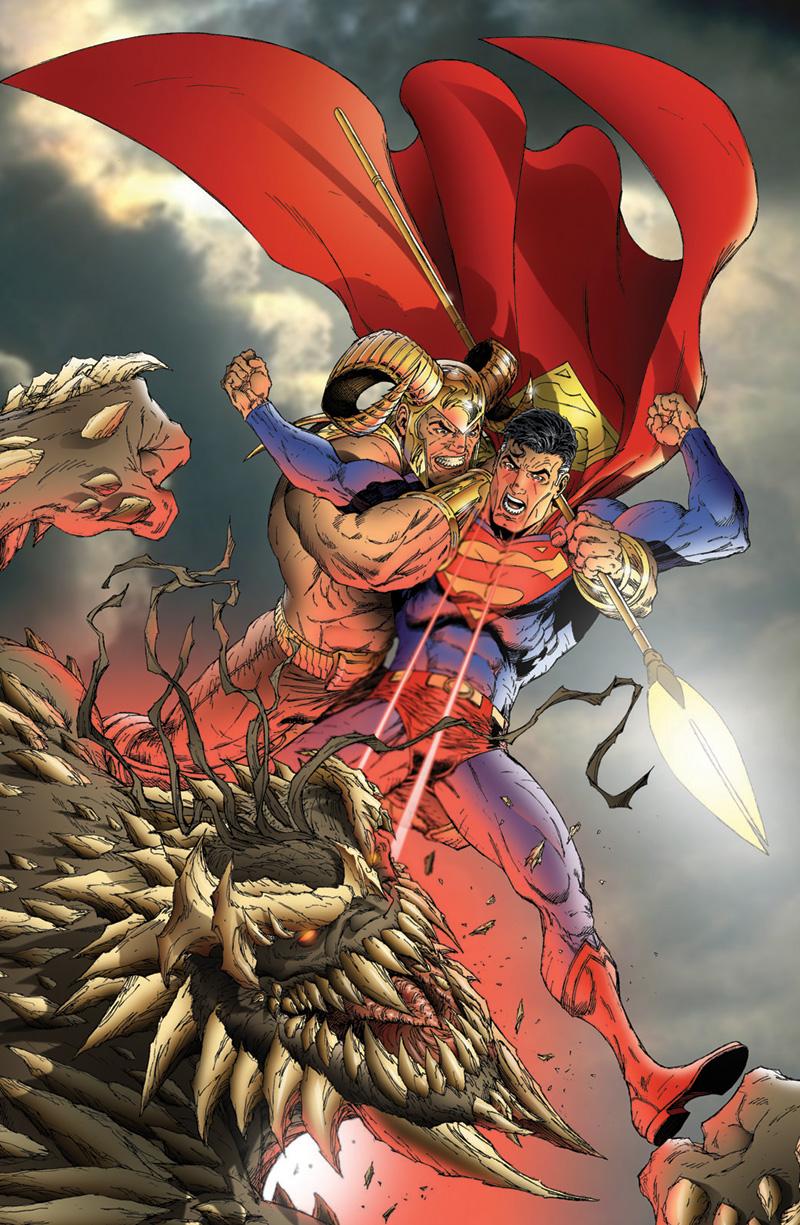 Batman V Superman Painting For Sale