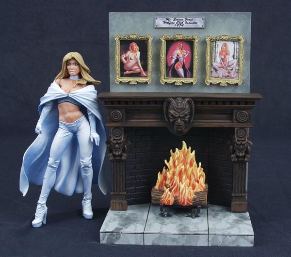 Diamond Select Toys Emma Frost