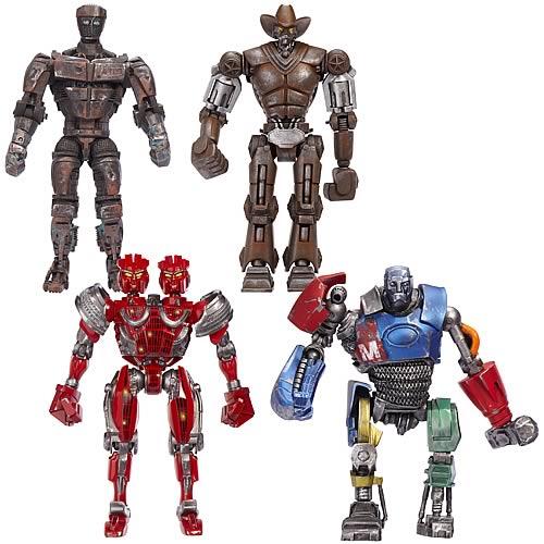Jakks Pacific Reveals Rogue One Figures: Real Steel Action Figures From Jakks Pacific
