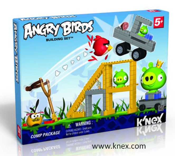 K Nex Will Allow Kids To Build Amp Play In The Angry Birds