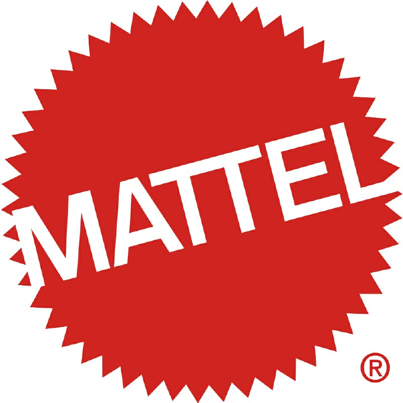 Cartoon Network Names Mattel Master Toy
