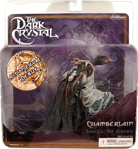 [News]   Dark Crystal Neca. ChamberlainFront