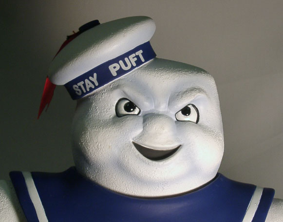Review - Ghostbusters Series One Stay-Puft