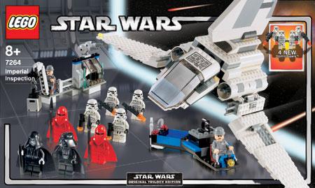 Starwarscom 2005 Lego Lineup And Star Wars Mini Movie