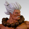 Shin Akuma Mixed Media 18-inch Figure