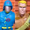 25th Ann. GI Joe Wave 1 Two Pack Duke and Cobra Commander