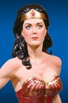 DC Direct unveils WONDER WOMAN LYNDA CARTER Statue!
