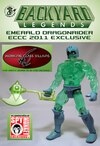 Emerald Dragonrider ECCC 2011 Exclusive
