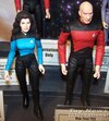 Star Trek: Next Generation Picard, Troi & Locutus