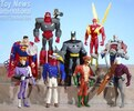 New JLU Figures For 2006 Plus Word Of A New SDCC Exclusive