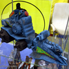 2010 SDCC - Masters of the Universe Classice Vehicle Revealed -  The Battle Ram