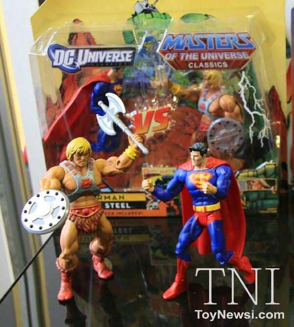 DC Vs. MOTU 2-Packs - He-Man Vs. Superman And Skeletor Vs ...