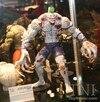 NYCC Day 1 - DC Direct - JLA & Arkham City Figures