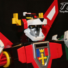 2011 NYCC - Mattel Booth - Voltron
