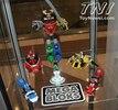 2011 NYCC - Voltron Powe Rangers BLOKS