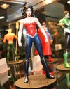 2011 SDCC Day 2: New DC Direct Images - Jim Lee's JLU Figures