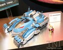 2011 Toy Fair Video: Bandai's ThunderCats Thundertank & Tower Of Omens Toys Demonstrated