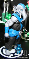 2011 Toy Fair: DC Direct Debuts New Green Lantern, Arkham City, Blackest Night Figures & More