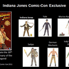 2011 Toy Fair: 2011 Indiana Jones SDCC Exclusive From Hasbro