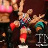 2011 Toy Fair: Jakks Pacific TNA