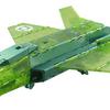 2011 Toy Fair: Green Lantern Ring Blast Jet Figure & Vehicle From Mattel