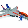 2011 Toy Fair: New Images Of Transformers Starscream Skystriker with Cobra Commander