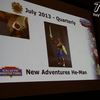2012 NYCC - Mattel Mattypalooza Panel Video