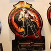 2012 New York Toy Fair: Jazwares Showroom - Mortal Kombat