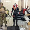 2013 JoeCon: Day 2 - Hasbro Concept Case Figures