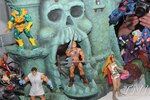 Toy Fair 2013: Mattel Masters of the Universe Classics Castle Grayskull Playset & Figure Details