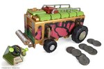 Playmates To Announce New Products For Toy Line Inspired by Nickelodeon's TMNT At Toy Fair