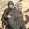 2014 NYCC: Dark Horse Comics - Game Of Thrones & Zelda Statues