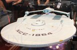2014 NYCC: Quantum Mechanix (QMx) - Star Trek & Firefly