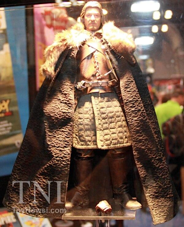 2014 NYCC: Threezero 1/6th Scale Game Of Thrones Edward