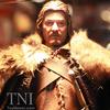2014 NYCC: threezero  1/6th Scale Game of Thrones Edward Stark Collectible Figure