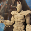 2014 New York Toy Fair - Bandai Spr�Kits Articulated Figure Kits For DC Comics & Halo