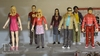 2014 New York Toy Fair - Bif Bang Pow Big Bang Theory Figures