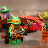 2014 Toy Fair - LEGO TMNT Cartoon & Movie Sets