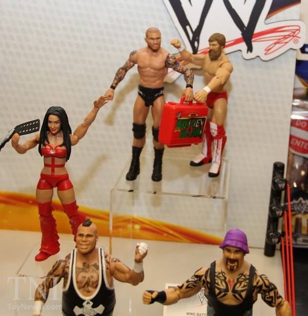 All New 2014 Toys : All new wwe toys hot model fukers