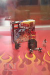2014 SDCC Day 1: Lego The Movie Set 70817 Batman & Super Angry Kitty Attack