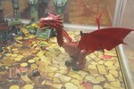 2014 SDCC Day 1: Lego The Hobbit Lonely Mountain Set
