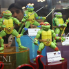 2015 NYCC: S.H. Figuarts 80's Animated Series Style Teenage Mutant Ninja Turtles Figures