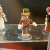 Diamond Select Toys Product Walkthrough at C2E2 2016 - Alice Through The Looking Glass Minimates & More