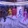 NYCC 2016 - Bandai America Power Rangers Legacy & Movie 6