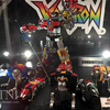 NYCC 2016 - Soul of Chogokin Voltron (GoLion) From Tamashii Nations