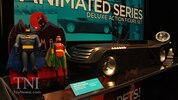 Toy Fair 2016: Batman: The Animated Series Deluxe Batmobile Set Update