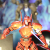 #SDCC17 - Tamashii Nations Robot Spirits Pacific Rim Uprising Figures