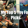 My Top 5 Favorite Action Figures On Display At The 2017 New York Toy Fair