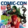 The 'WB' 2017 Comic-Con TV Guide Covers