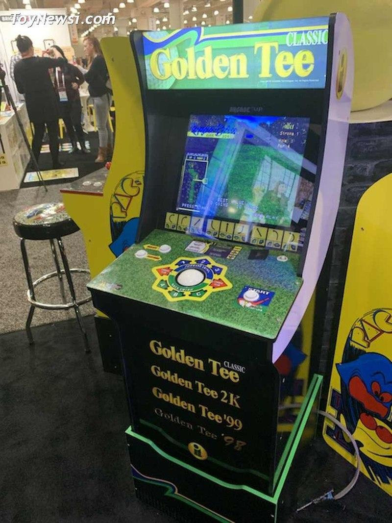 NYTF19 - Arcade1UP New Games Showcase